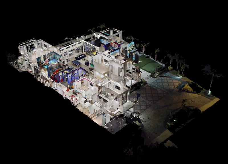 Matterport 3D overview image
