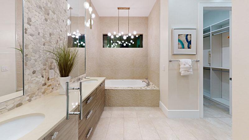 Matterport 3D Virtual Tour image of bathroom