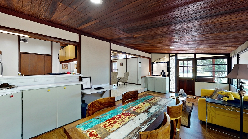craft-room-wood-plank-ceiling-deland-florida