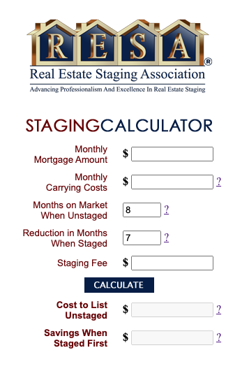 How Much Does it Cost to Stage a Home?