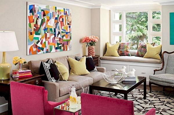 eclectic-living-room-deltona-florida